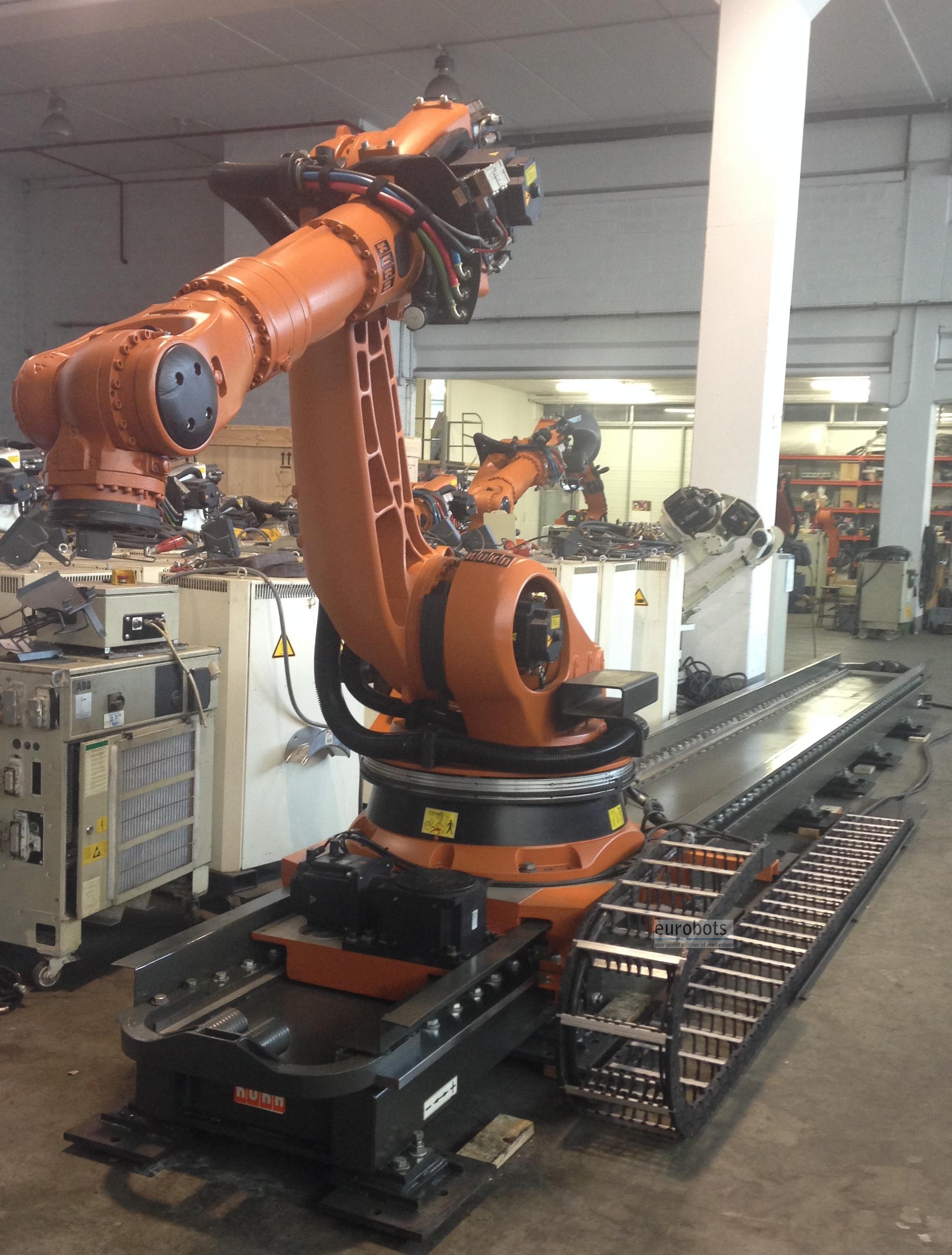 Robo Usado Kuka Kr210 Eurobots